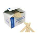 Abaisse langue en bois pour enfant - boîte de 250