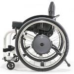 Dispositif motorisé Alber E-MOTION M25 pour fauteuil roulant manuel