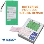 Batteries pour ECG FUKUDA DENSHI