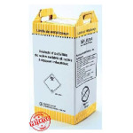 Carton DASRI 50L Sanicontainer pour déchets médicaux