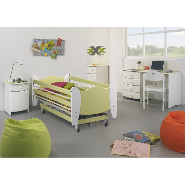 lit m dicalis pitchoune kalin pour enfant sofamed. Black Bedroom Furniture Sets. Home Design Ideas