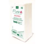 Compresses de gaze non stériles PURE 5x5 cm