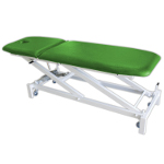 Table de kinésithérapie électrique C-701, 2 pans