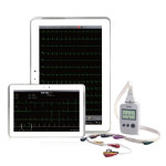 Electrocardiographe EDAN PADECG pour tablettes Android