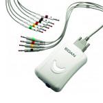 Electrocardiographe numérique USB EDAN SE-1010