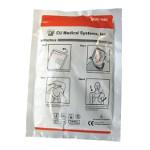 Electrodes pour défibrillateur Colson