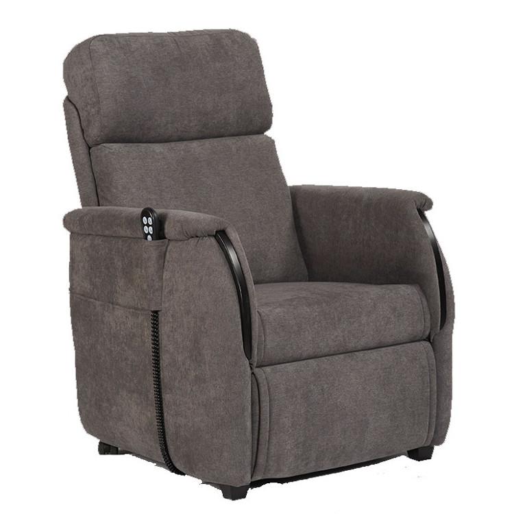 fauteuil releveur lectrique confort virtuo 2 moteurs sofamed. Black Bedroom Furniture Sets. Home Design Ideas