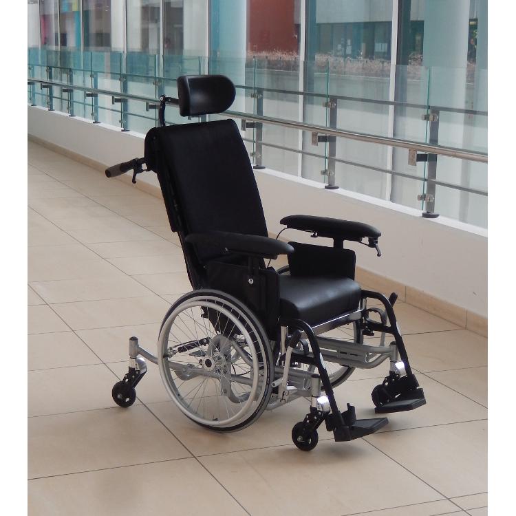 fauteuil roulant manuel de confort weely podal sofamed. Black Bedroom Furniture Sets. Home Design Ideas