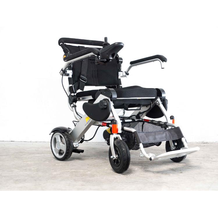 Fauteuil roulant lectrique pliant smart chair xl - Prix fauteuil roulant electrique ...