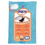 Gants de toilette jetables pré-imbibés Aqua pour shampoing à sec (x2)