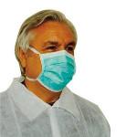 Masques chirurgicaux à élastiques (x50)