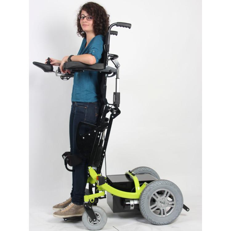Fauteuil roulant p access sofamed - Chaise roulante electrique prix ...
