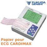Papier compatible pour ECG FUKUDA DENSHI
