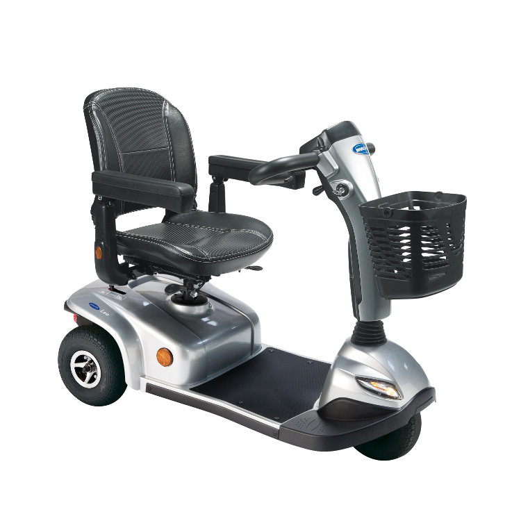 scooter lectrique seniors invacare leo 3 roues. Black Bedroom Furniture Sets. Home Design Ideas