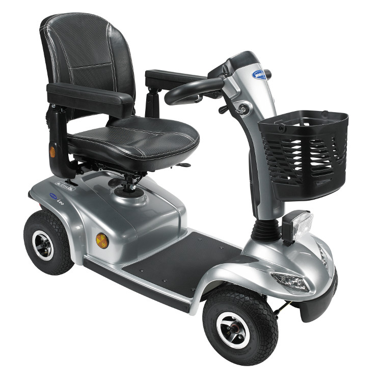 scooter lectrique invacare leo 4 roues. Black Bedroom Furniture Sets. Home Design Ideas