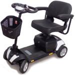 Scooter électrique 4 roues Minim X4 Plus