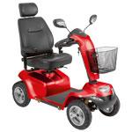 Scooter électrique Scott XL 4 roues