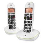 Téléphone à grosses touches sans fil Phone Easy 100 w Duo