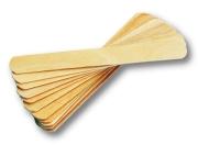 Abaisse-langue en bois adulte - La boîte de 100