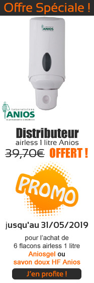 Offre promotionnelle Anios