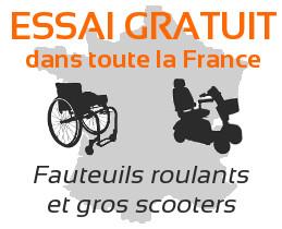 Essai gratuit partout en France