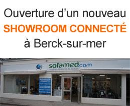 Nouveau Showroom Connecté à Berck-sur-mer