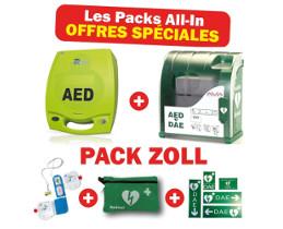 Pack défibrillateur ZOLL