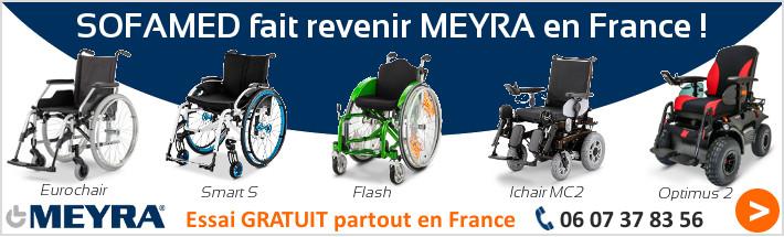 Sofamed fait revenir Meyra en France
