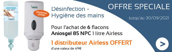 Offre speciale Aniosgel 85 NPC 1L airless