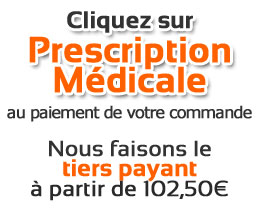 Paiement par prescription médicale
