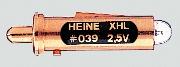Ampoule HEINE 2,5V pour Focalux à enclenchement automatique