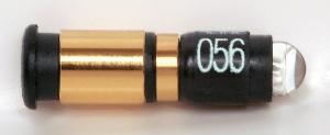 Ampoule HEINE 2,5V pour Otoscope Mini 2000 Conventionnel et Minilux