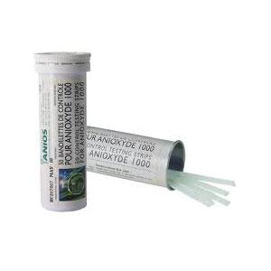 Anioxyde 1000 (50 bandelettes de contrôle)