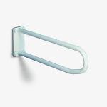 Barre d'appui fixe LINIDO pour salle de bain et toilettes