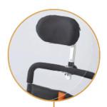 Appui-tête pour fauteuil roulant Smartchair Evo