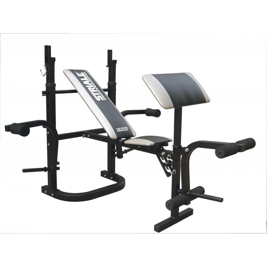 banc de musculation striale sb 2020 multi power sport et musculation. Black Bedroom Furniture Sets. Home Design Ideas