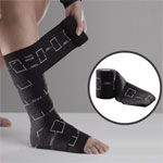 Bande de compression légère Biflex Black Edition 16+ Pratic