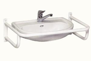 Barre d'Appui, Contour de lavabo, Invacare REVATO