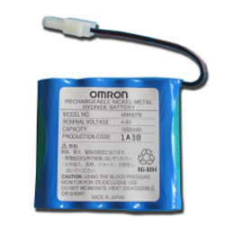 Pack batteries pour tensiom�tre OMRON 907