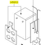 Batteries 12Ah pour motorisation Alber Efix E25