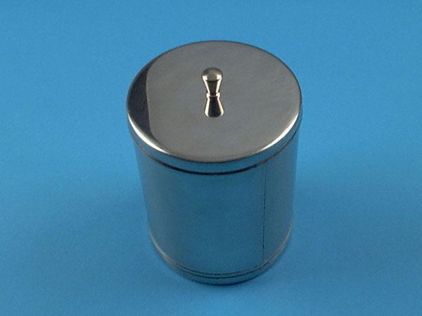 bo tes cylindriques en inox 18 10 instrumentation m dicale sofamed. Black Bedroom Furniture Sets. Home Design Ideas