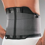 Ceinture lombaire Lombacross Activity Thuasne