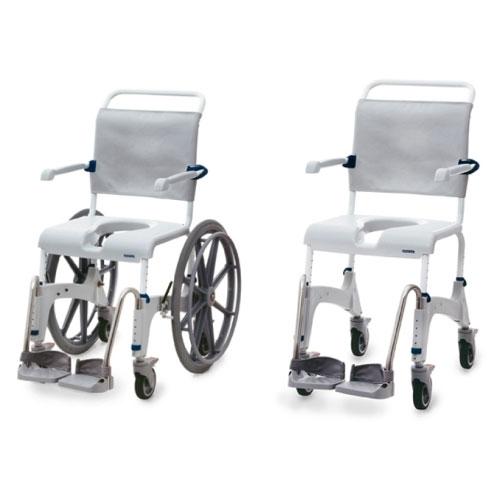 Accessoires pour fauteuil de douche invacare aquatec ocean sofamed - Chaise de douche aquatec ...