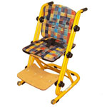 Chaise modulable et évolutive Ina Fix