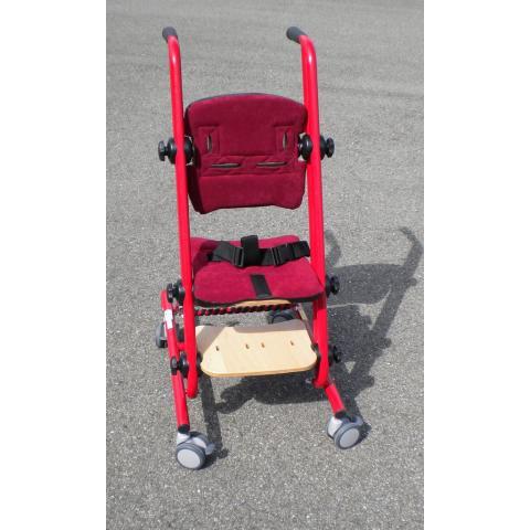 chaise modulable et volutive ina mobil pour enfant handicap sofamed. Black Bedroom Furniture Sets. Home Design Ideas