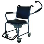Chaise de toilette Vilgo GR52 avec accoudoirs escamotables