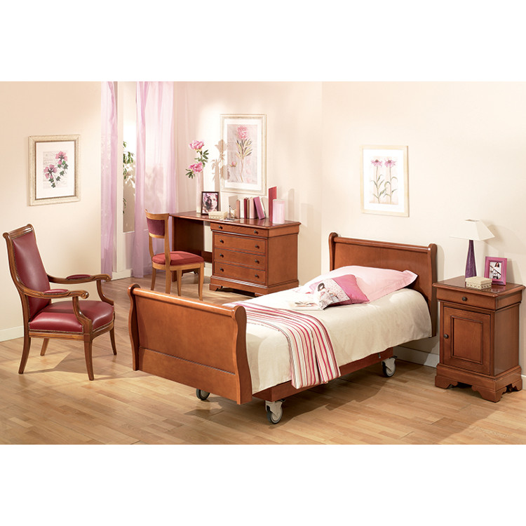 Mobilier chambre louis philippe sofamed for Mobilier chambre