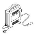 Chargeur et câble pour fauteuil roulant TDX