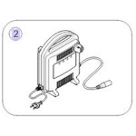 Chargeur et câble pour fauteuil roulant Kite
