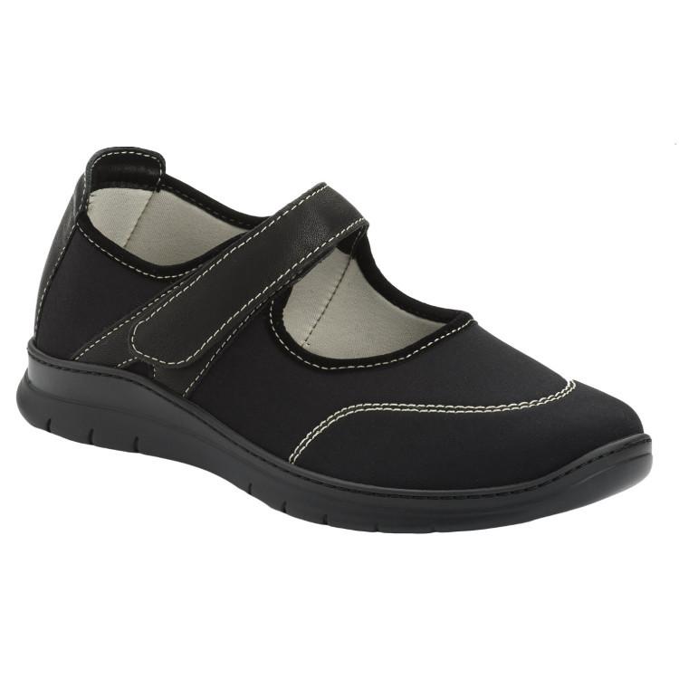 Chaussures Confort Femme CHUT AD,2161 Noir 35
